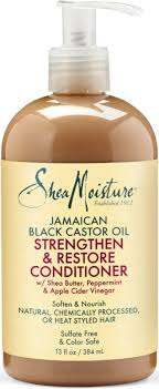 SHEA MOISTURE Jamaican Black Castor Oil Strengthen & Restore Conditioner 384ml