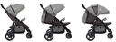 JOIE Litetrax 3 Pushchair - Dark Pewter 15kg (S111DMDPW000)