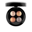 MAC eyeshadow x 4 a glimmer of gold (fard à paupières x 4)