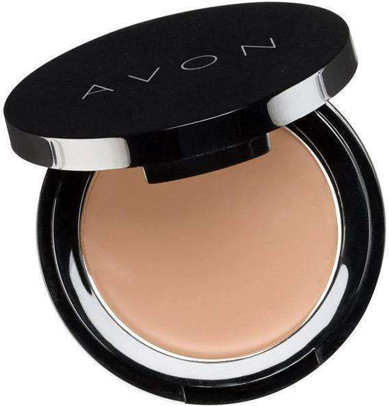 AVON ideal flawless cream to powder foundation (fond de teint crème fini poudre couvrace invisible) 9g