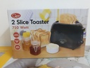 QUEST - 2 SLICE TOASTER 750WATTS