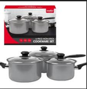 ANIKA - 6PCS. Non-Stick Cookware Set