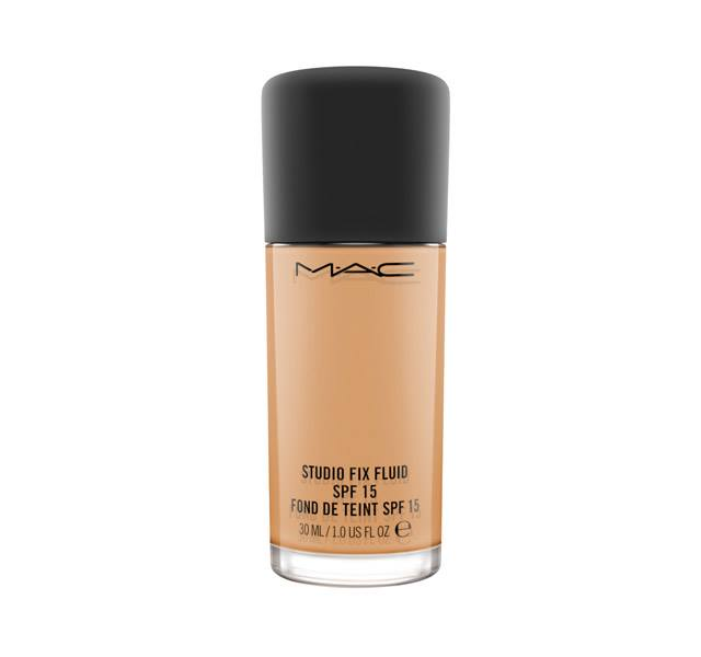 MAC FIX FLUID FOUNDATION SPF 15 NC44 (fond de teint SPF 15) 30ml