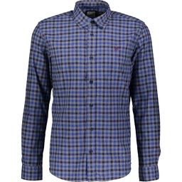 CREW CLOTHING CO. Flannel Check Shirt (SH0022)