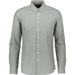 PAUL COSTELLOE GINGHAM CHECKED LONG SLEEVE (SH0023)