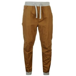 [TR0015] LEE COOPER RIBBED CLOSED HEM CARGO PANTS