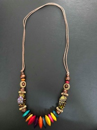 [NCL00007] Beads collier