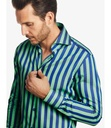 HAWES & CURTIS Collection Striped Slim Fit Long Sleeve