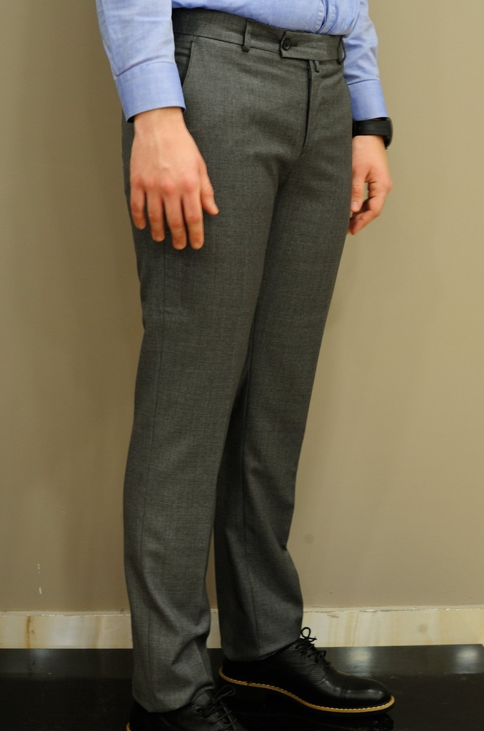 MONO Pants Color 12/Grey 60 Wool, 40% Opoly (MUT0001)