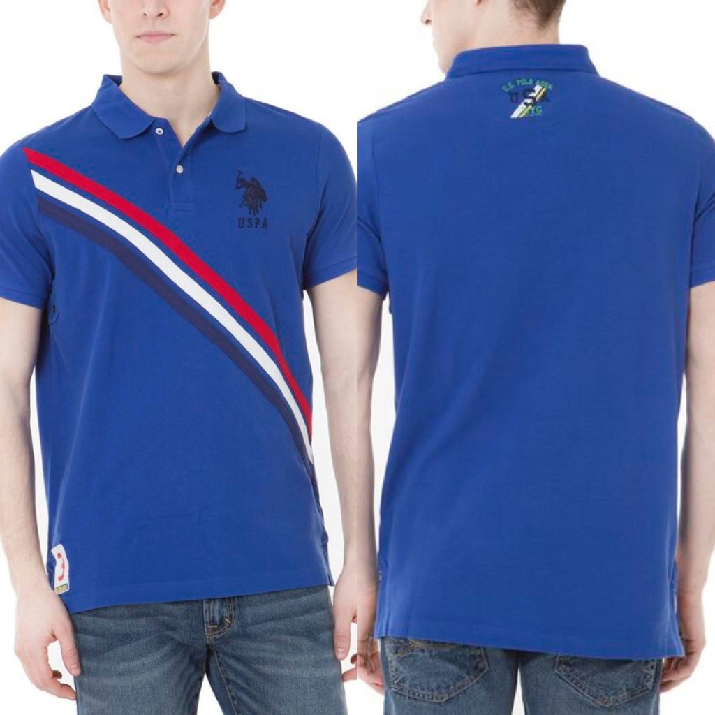 U.S POLO ASSN. short sleeve chemise polo