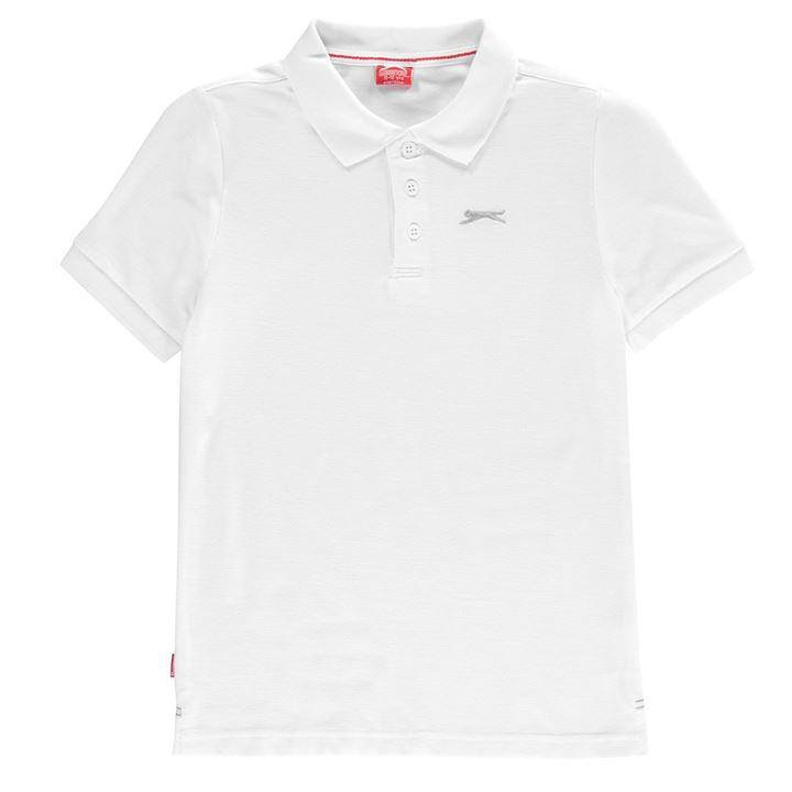 SLAZENGER Plain Polo Shirts (KID0000039)