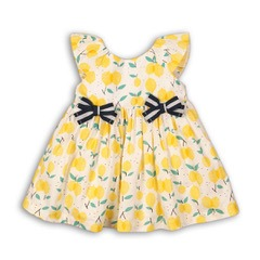 AOP Dress & Knicker Set Lemon (LEMON 2)