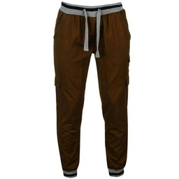 SOULCAL Ribbed Waist Cargo Pants (TR0009)