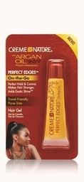 [CON21103] CREME OF NATURE w/ argan oil perfect edges on the go Hair gel 14.1g